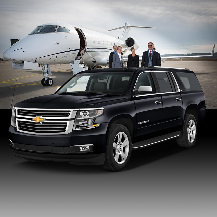 Private Airport Transportation Services Serving The